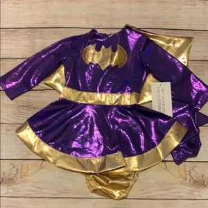 DC Superfriends Batgirl costume size 6-12mo